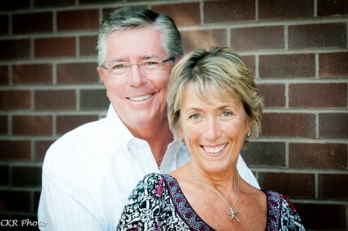 Happy Couple Healthy Smiles