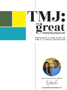 TMJ the Great Impersonator